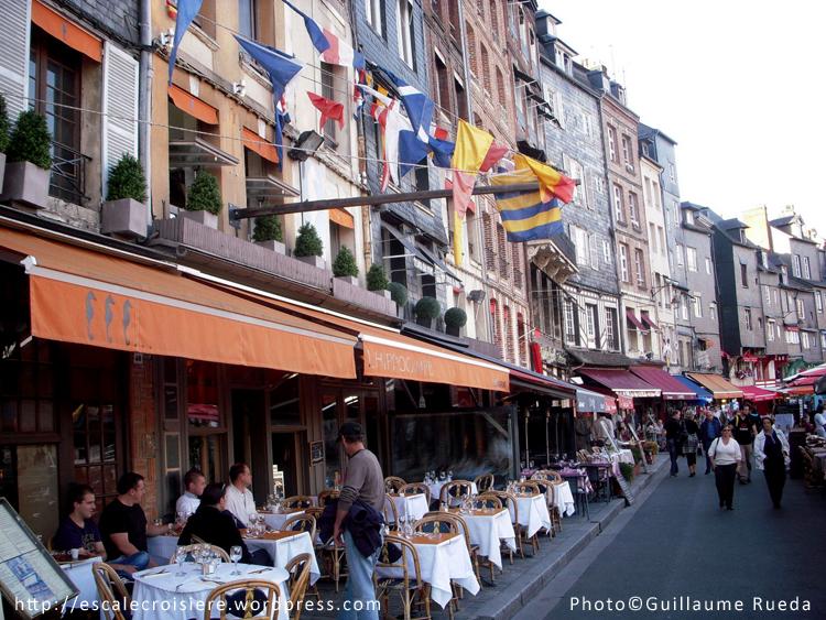 Honfleur - restaurants