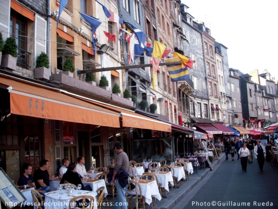 Honfleur - restaurants