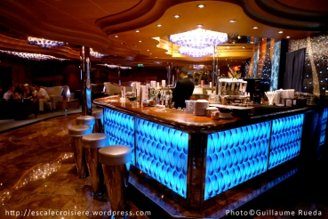Costa Luminosa - Bar Libra Lounge