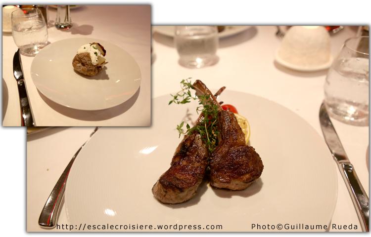 Costa Luminosa - Restaurant Club Luminosa