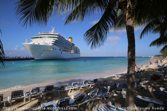 Costa Luminosa - Grand Turk