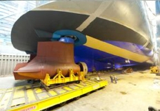 Pose Azipods - Quantum of the Seas