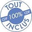 Logo Tout inclus CDF