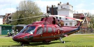 3 Queens - Hélicoptère Duc D'Edimbourg