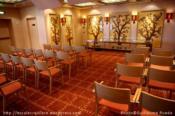 Costa Luminosa - Salle de conférence - Sala Regolo