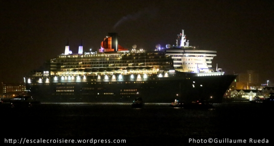Queen Mary 2 -5