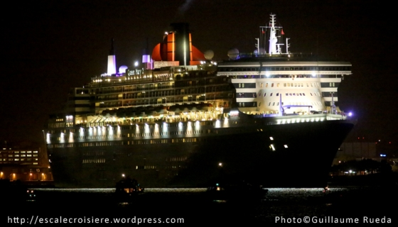 Queen Mary 2 -6