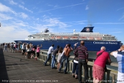Départ Horizon Calais