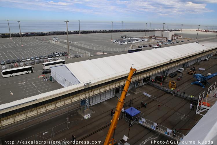 Horizon Calais Parking Gare Maritime Blog Escale Croisière - Parking port de marseille croisière