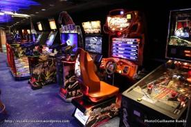 Horizon - Salle de jeux vidéos