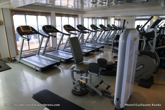 Horizon - Salle de sport