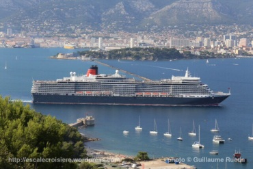 Queen Elizabeth - Toulon