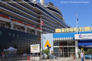 Queen Elizabeth - Toulon