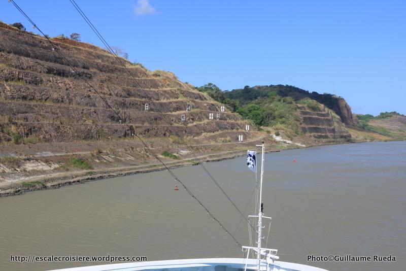 Canal de Panama - Culebra