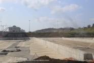 Canal de Panama - Ecluse Agua Clara