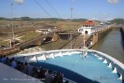 Canal de Panama - Ecluse de Pedro Miguel