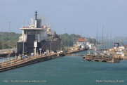 Canal de Panama - Ecluses de Gatun
