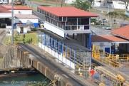 Canal de Panama - écluses de Gatun et vistor center