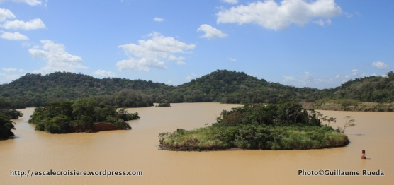 Canal de Panama - Paysages