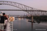 Canal de Panama - Pont des Amériques
