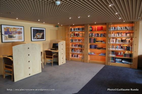 Costa neoRiviera - Bibliothèque - Internet