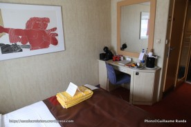 Costa neoRiviera - Cabine extérieure - hublot