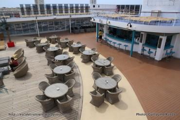 Costa neoRiviera - Corniglia pool ba