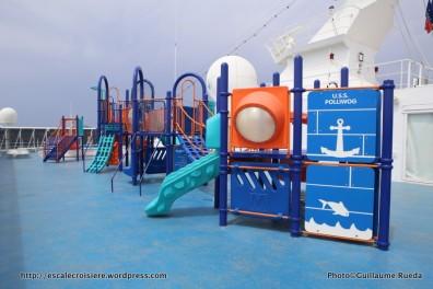 Costa neoRiviera - Espaces enfants