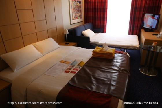 Costa neoRiviera - Mini suite balcon