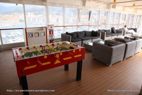 Costa neoRiviera - Ping-Pong
