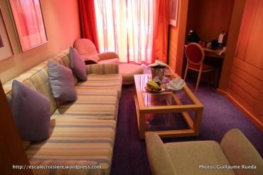 Costa neoRiviera - Grande suite