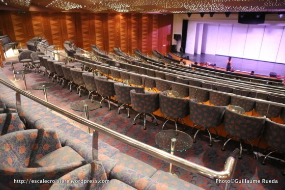 Costa neoRiviera - Théâtre