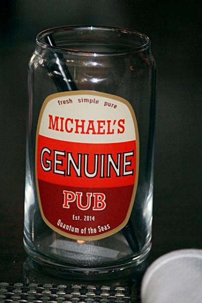 Quantum of the Seas - Michael's Genuine Pub