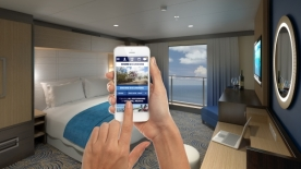 Quantum of the Seas - Réservation smartphone