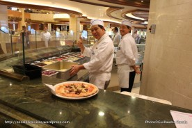 Regal Princess - Alfredo's Pizzeria