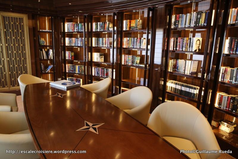 Regal Princess - Bibliothèque