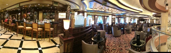 Regal Princess - Crooners bar