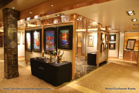 Regal Princess - Galerie d'art