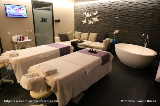 Regal Princess - Lotus Spa