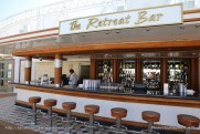 Regal Princess - Retreat bar - Piscine adultes