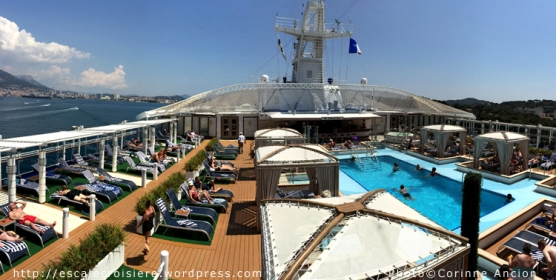 Regal Princess - Piscine adultes