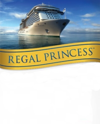 Regal Princess - Plan des ponts