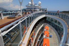 Regal Princess - Sea Walk