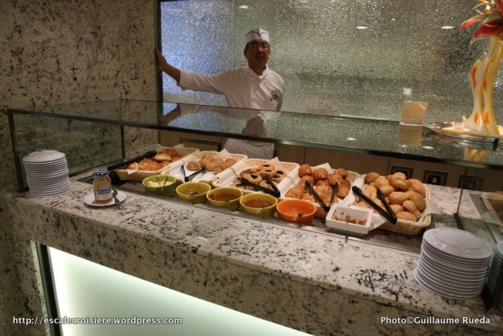 Regal Princess - The Pastry shop