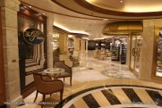 Regal Princess - The Piazza
