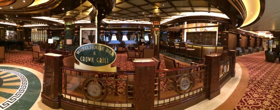 Regal Princess - Wheelhouse bar