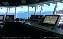 Regal Princess - Passerelle
