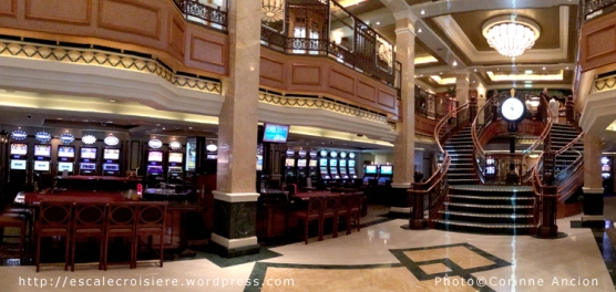 Queen Elizabeth - Empire Casino