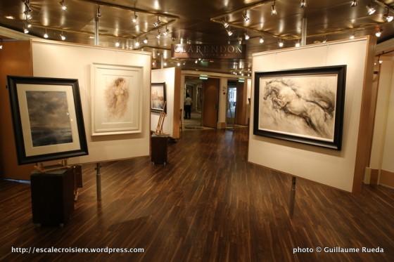 Queen Elizabeth - Galerie d'art