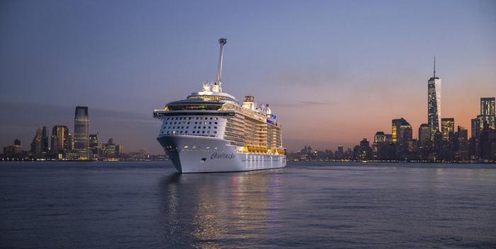 2014-11-10 - Quantum of the Seas - Arrivée à New York